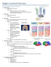 Higher Cortical Function.pdf