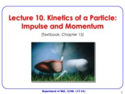 Lecture 10_Impulse_Momentum Post