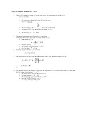 Chapter 24 Solutions