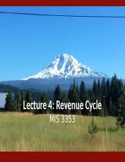 Lecture 4 - Revenue Cycle (Fall 2016).pptx