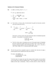 Solutions_to_Ch._9_HW_Problems_-_Stock_Valuation