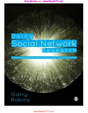 Doing Social Network Research.pdf