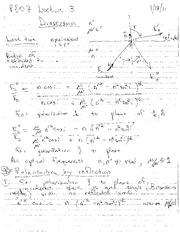 Lecture Notes C on Electricity and Magnetism