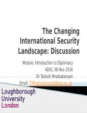 Lecture 4_For Discussion_ The New Security Landscape