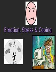 Emotion, stress, coping.ppt