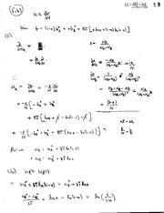 Thermal Physics Solutions CH 4-5 pg 134