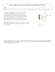 physics homework #91