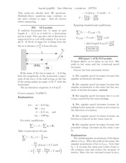 Test 4 Review-solutions