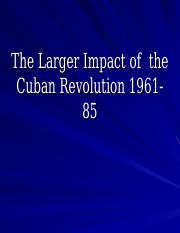 14. Cuban Revolution and beyond (2).ppt