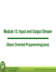 12_Input_and_Output_Stream