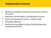 Lecture 2 - Employment Income.ppt