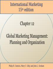 Student_International_Marketing_15th_Edition_Chapter_12.ppt