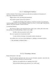 Public Speaking Notes Ch.4 Ch.10.docx