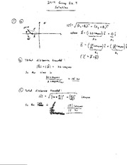 Homework D Solutions on Physics For Life Science Majors