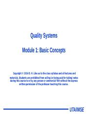 Quality Systems_Module 1 (2).pptx