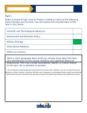 Topic Exploration Worksheet