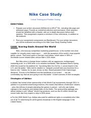 Nike Case Study Assignment page.docx