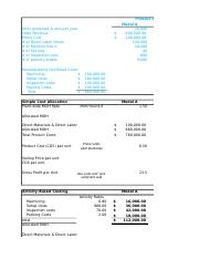 Excel Project 1 (accounting)