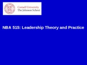 NBA_515LeadershipTheory_Presentation