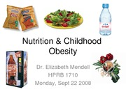 Childhood_Obesity_Lecture_Fall08_WebCT