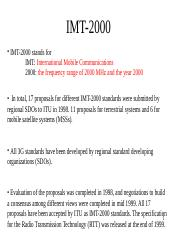 2.2 umts and imt.ppt