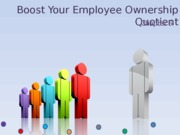 Chapter 5 - Boost your employee OQ