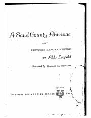 Aldo Leopold. The Land Ethic.pdf