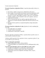 techniques for organizing persuasive speeches Moved permanently the document has moved here.