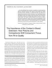 Importance of Context in Brand Extension.pdf