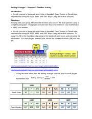 Apa bibliography annotation chart