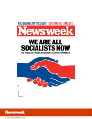 We Are All Socialists Now _ Newsweek.com