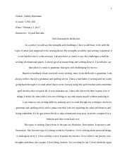 first draft commentary essay adhd awareness week a growing  2 pages reflection