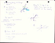 Determining Velocity of a Charged Particle