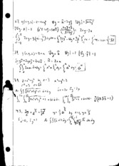 Multivariable Calculus 13.7 Homework Solutions