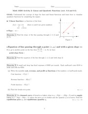 Elements of Calculus 02act-m10250