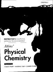 Physical Chemistry Solutions Manual.pdf