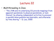 lecture22-parallelism+threads