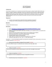 BIO_1100_Unit_VIII_Homework-2.doc
