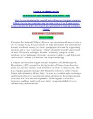 formal academic essay Original essay on: you are to write and submit a formal academic essay t.