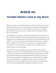 Portable-Shelters-Used-as-Hay-Barns