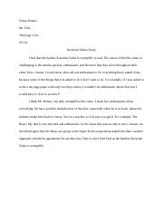 Xaverian Values essay.docx
