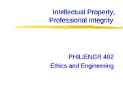 L20-Intellectual Property Professional Integrity