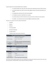 FINP3600-01 cheat sheet for final