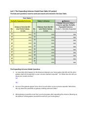 Lab 9. The Expanding Universe Model Data Table REV1 (1).docx