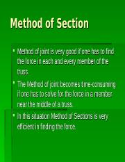 AM2-Chapter 5-Method of Section-less2.ppt