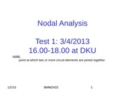 Chapter 2d - EE nodal analysis