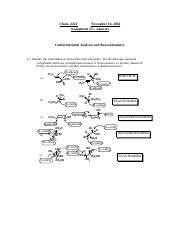 Answers-Conformational Analysis and Stereochemistry.pdf