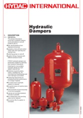 HydraulicDampers