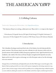 2. Colliding Cultures | THE AMERICAN YAWP.pdf