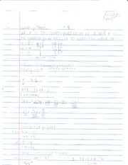 Algebra 1 Chapter 1.8 Notes